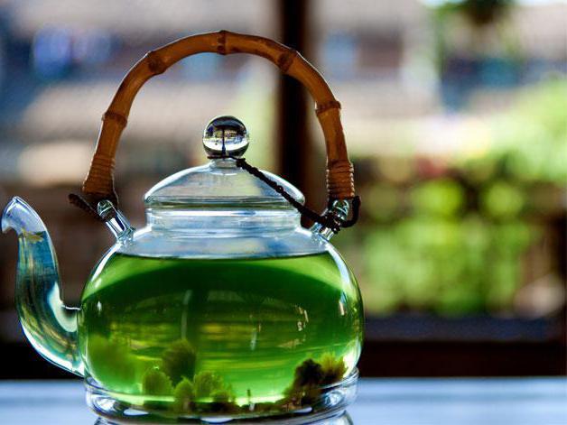 диета на зеленом чае отзывы