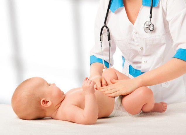 длина прямой кишки новорожденного