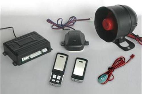система сигнализации автомобиля