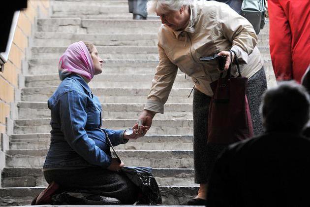 малоимущие граждане