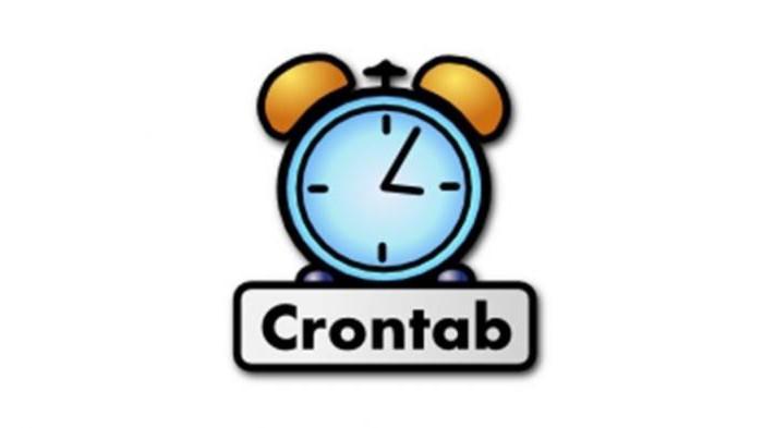 примеры содержимого crontab