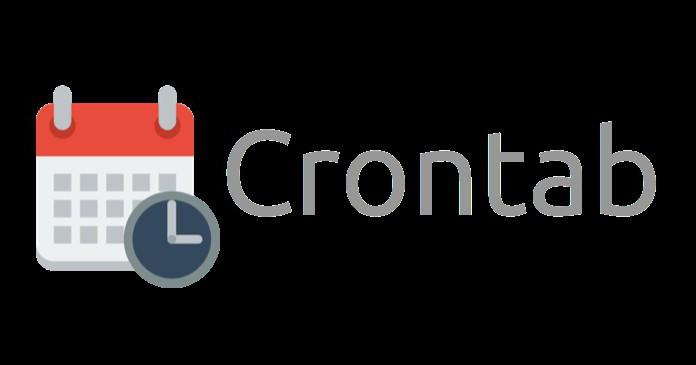 примеры файлов crontab