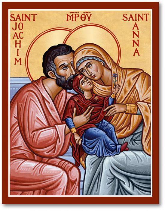 икона анны и иоакима
