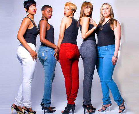 как подобрать джинсы по фигуре женщине с широкими бедрами