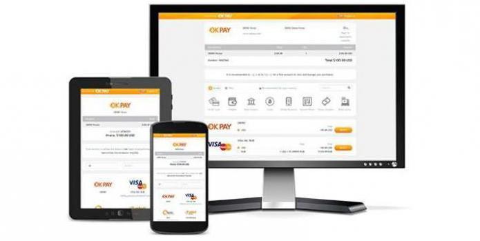 платежная система okpay com
