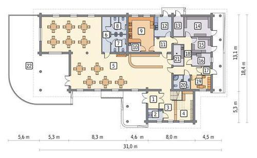 Изображение - Поэтажный план и экспликация для квартиры 2110692