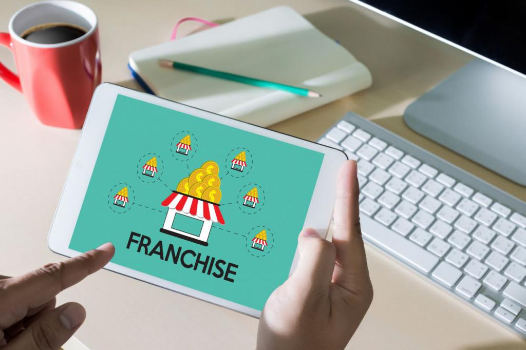 open a franchise travel agency