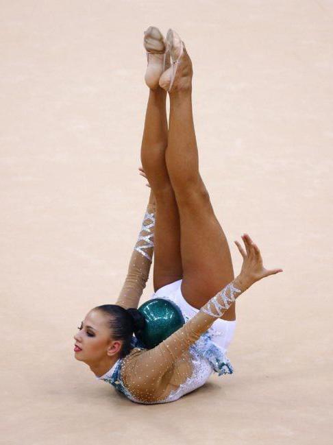 Гимнастки себе лижут онлайн МУЛЬТЯГА