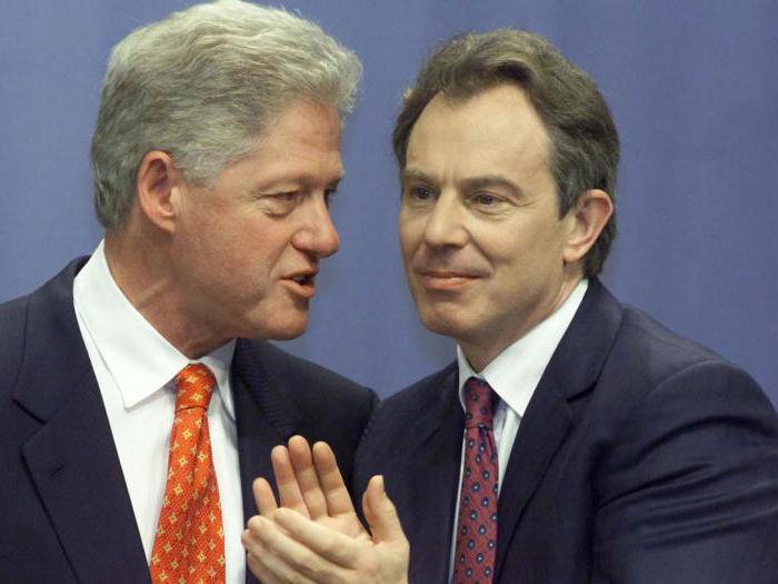 a discussion on whether tony blair is more like a president than a prime minister Imagined conversations between bill clinton and tony blair are being shared on social media after more than 530 pages of transcripts from their time in power were released.