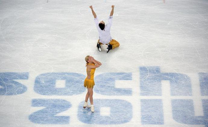 татьяна волосожар и максим траньков олимпиада 2014