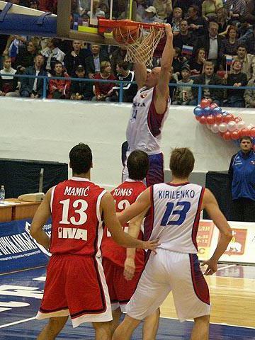 дмитрий домани баскетболист семья