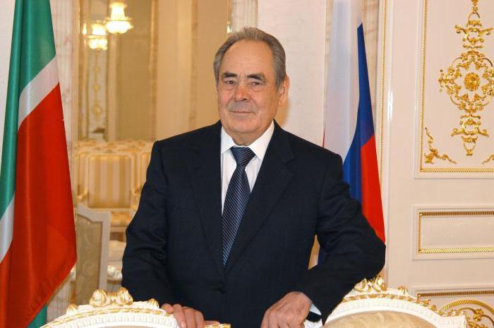 шаймиев минтимер президент