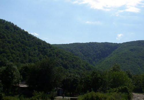 Тенгинские водопады как проехать