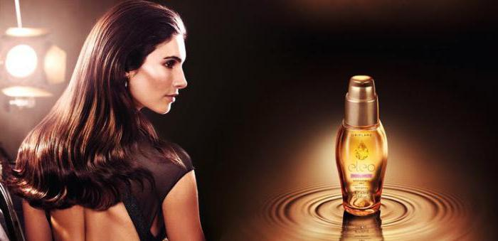 масло для волос oriflame eleo