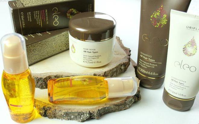 масло для волос орифлейм eleo отзывы