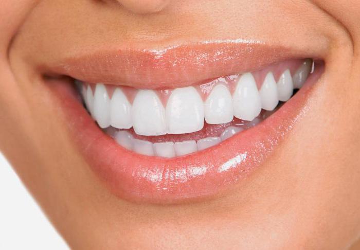 полость рта санирована