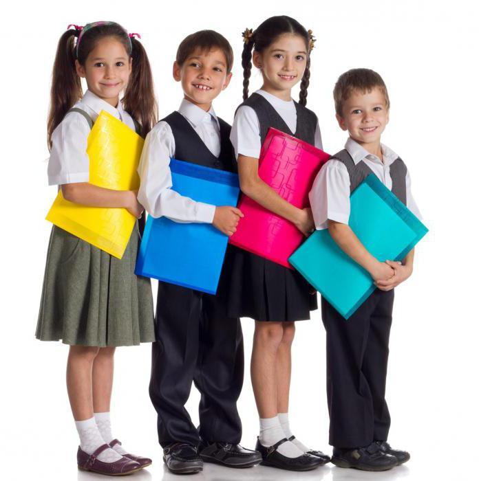 пожелания начальной школе
