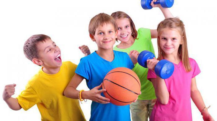 """""""Веселые старты"""" для начальных классов по физкультуре"""