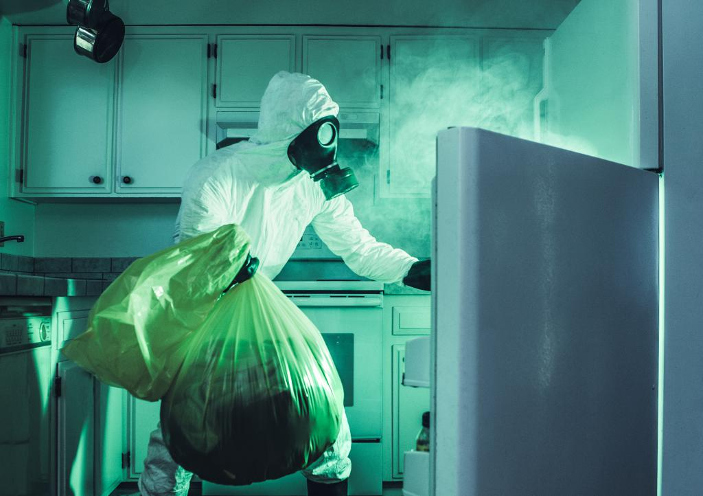 Causes of Odor from the Fridge