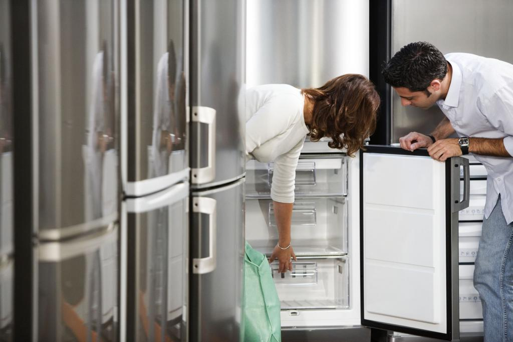 how to remove bad odor from the refrigerator