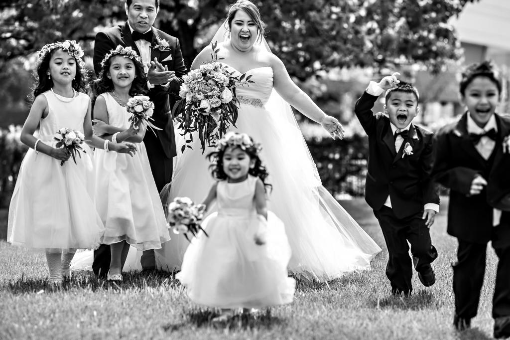 Чем развлечь гостей на свадьбе