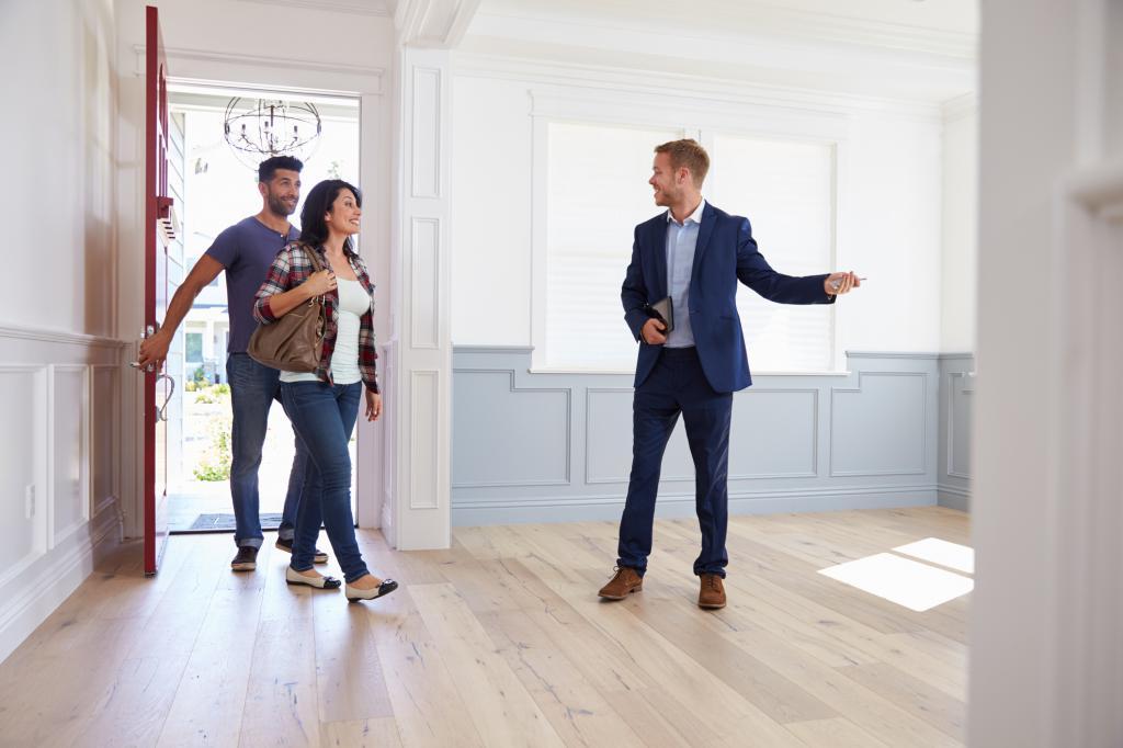 как посмотреть недвижимость человека