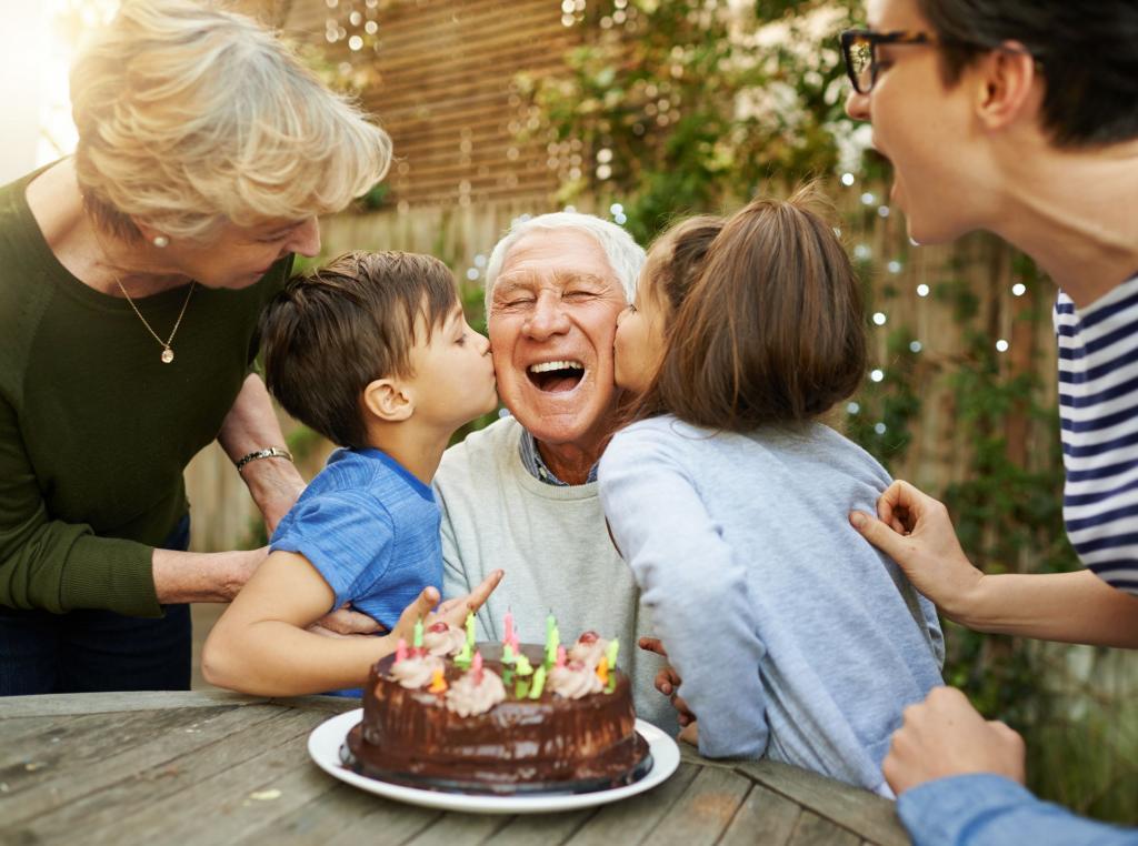 сценка для папы на день рождения от детей