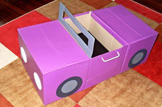 Машина для кукол своими руками видео 62
