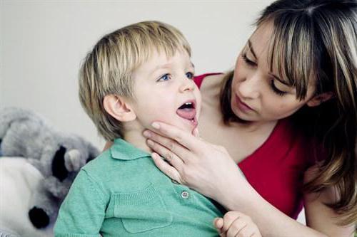 у ребенка часто болит горло что делать
