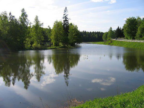 река воря московская область