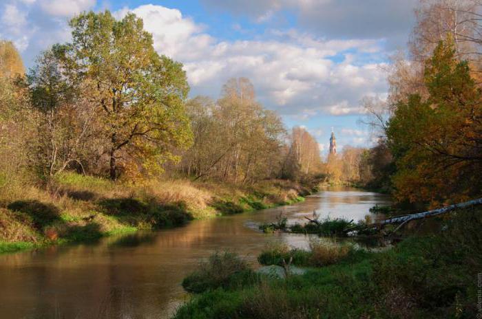 воря река