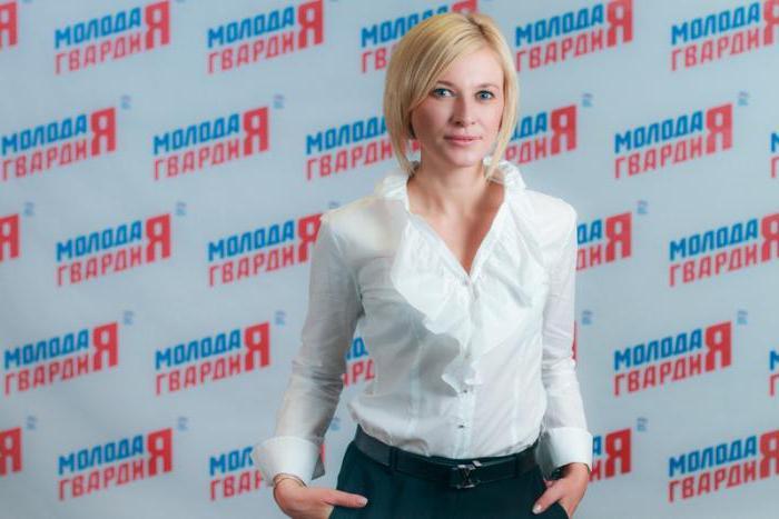 Екатерина Стенякина биография