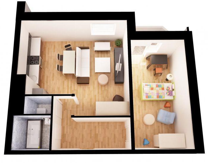 план схема квартиры