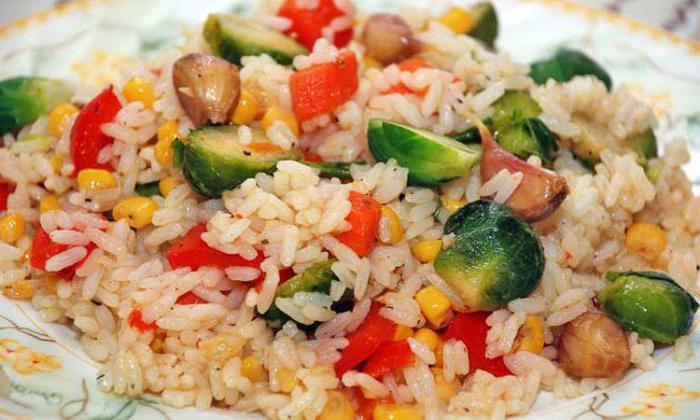 Рис шлифованный польза и вред