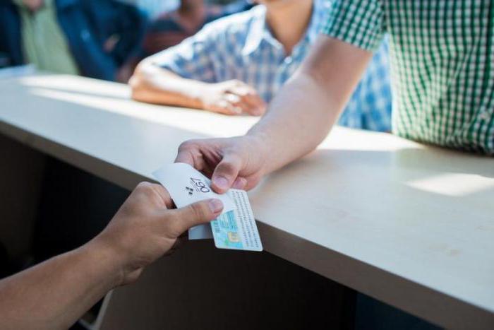удостоверение личности казахстан