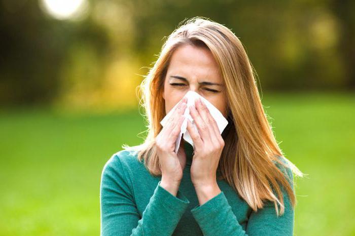 Аллергия на нервной почве