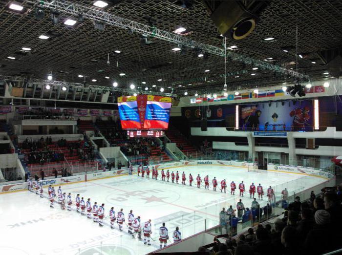 ледовый дворец цска билеты на хоккей