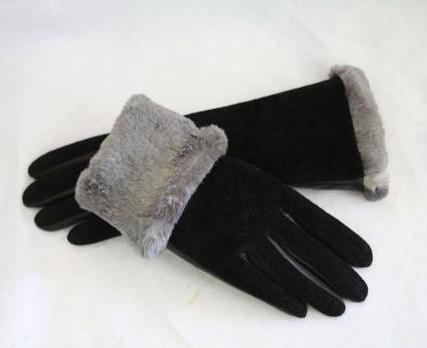 как сшить перчатки своими руками