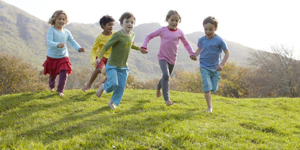 children's anniversary in nature
