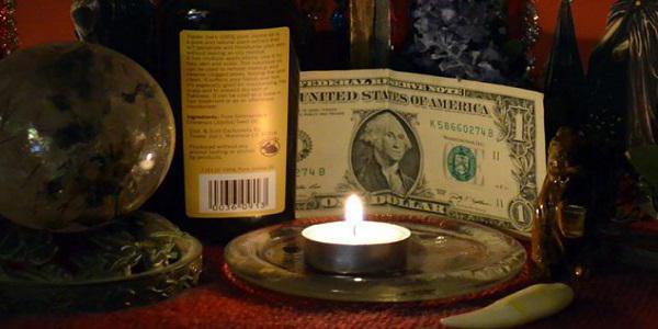 Как подключиться к денежному эгрегору цели