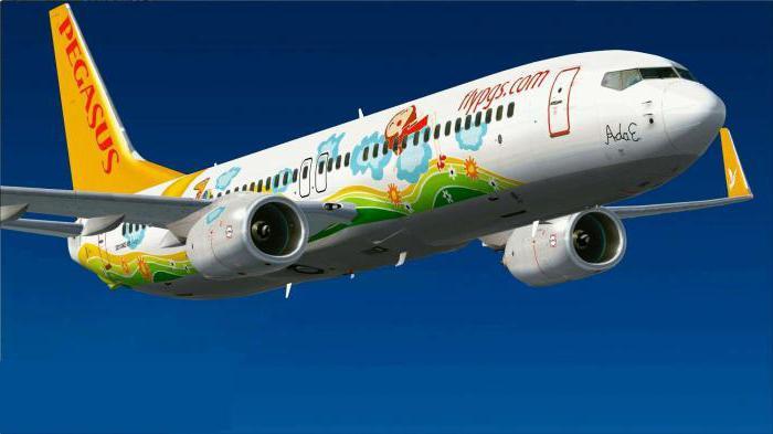 Авиакомпания Пегас Флай отзывы