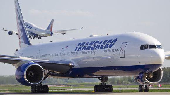 Чартерные рейсы Трансаэро из Шереметьево