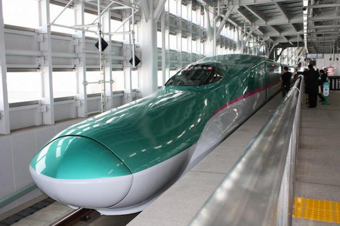 Японский поезд удовольствий