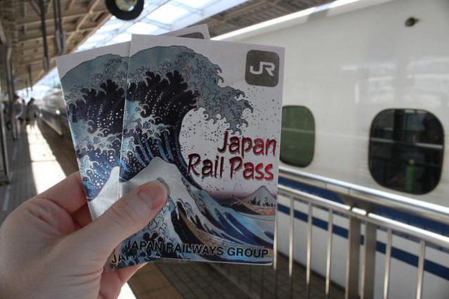 Скоростные поезда в Японии