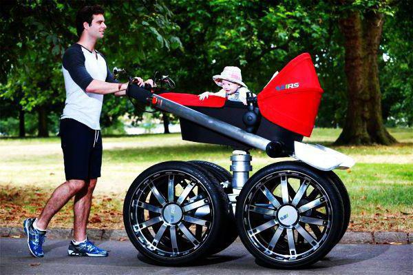 Производители детских колясок в России