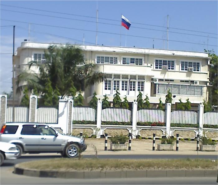 Картинки по запросу фото посольство России в Индии
