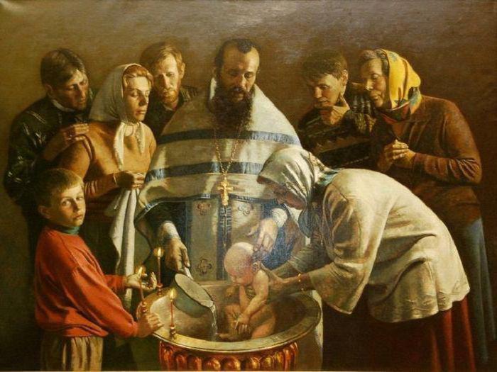 Обряд раскрещивание - снятие христианского крещения