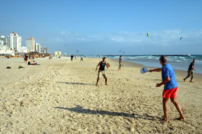 Онлайн с пляжей израиля секс