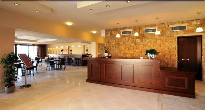 Отель Porto Plaza Hotel (Греция/ о. Крит/ Херсониссос): описание, фото и отзывы туристов