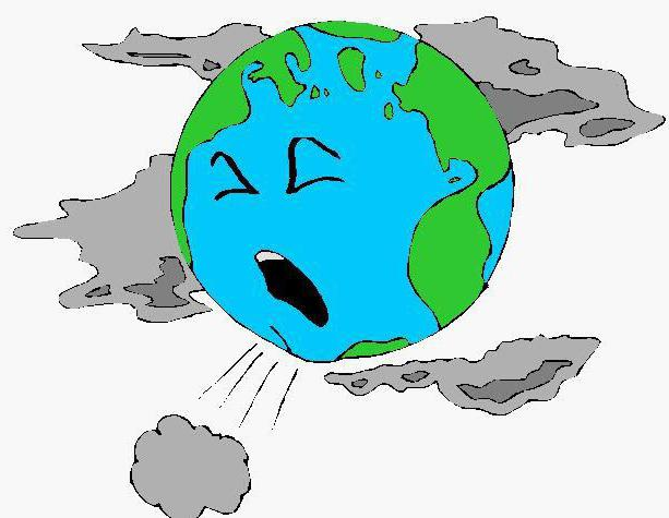 зона экологического бедствия